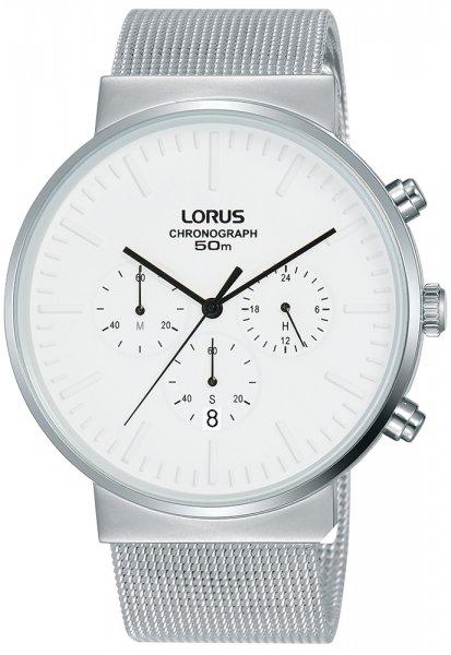 Zegarek męski Lorus klasyczne RT375GX9 - duże 3