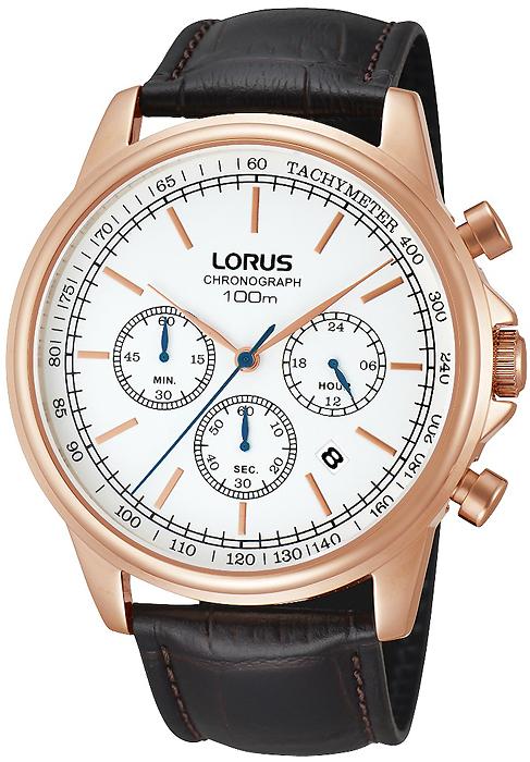 Zegarek męski Lorus klasyczne RT378CX9 - duże 1