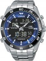 Zegarek męski Lorus sportowe RW629AX9 - duże 1