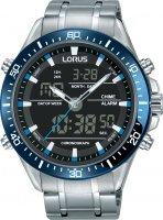 Zegarek męski Lorus sportowe RW633AX9 - duże 1