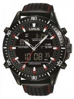 Zegarek męski Lorus sportowe RW645AX9 - duże 1