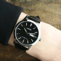 Zegarek męski Lorus klasyczne RXN27DX9 - duże 2
