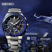 Zegarek męski Seiko astron SBXB133 - duże 2