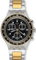 Zegarek unisex Swatch irony chrono SCVK4076AG - duże 1