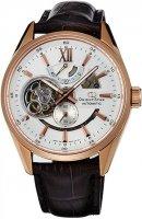 Zegarek męski Orient Star contemporary SDK05003W0 - duże 1