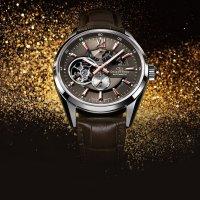 Zegarek męski Orient Star open heart SDK05004K0 - duże 2