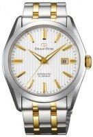 Zegarek męski Orient Star classic SDV02001W0 - duże 1