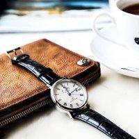 Zegarek męski Orient Star classic SEL09004W0 - duże 2