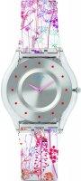 Zegarek damski Swatch skin classic SFE102 - duże 1