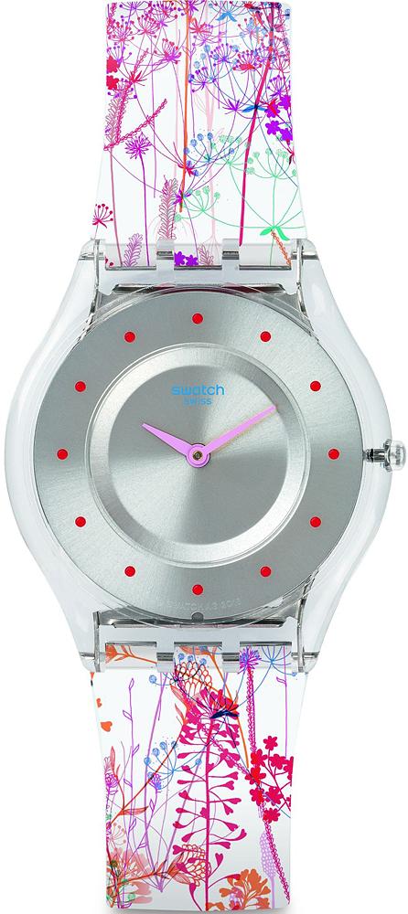 38360e947b621f Swatch SFE102 JARDIN FLEURI zegarek damski - Sklep ZEGAREK.NET