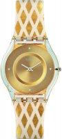 Zegarek damski Swatch skin classic SFE103 - duże 1
