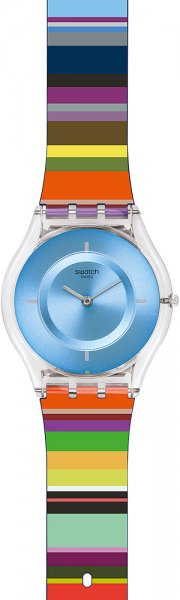 Swatch SFE107 Skin Classic PRETTY LADDER