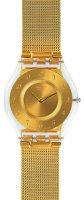 Zegarek damski Swatch skin classic SFK355M - duże 1