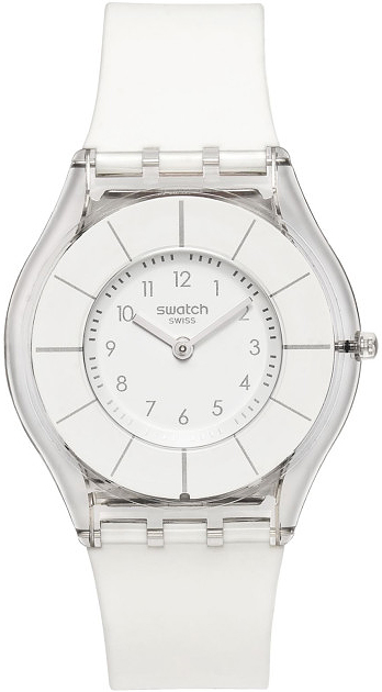 Swatch SFK360 Skin Classic WHITE CLASSINESS