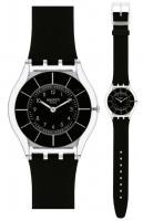 Zegarek damski Swatch skin classic SFK361 - duże 1