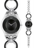 Zegarek damski Swatch skin SFK379G - duże 1