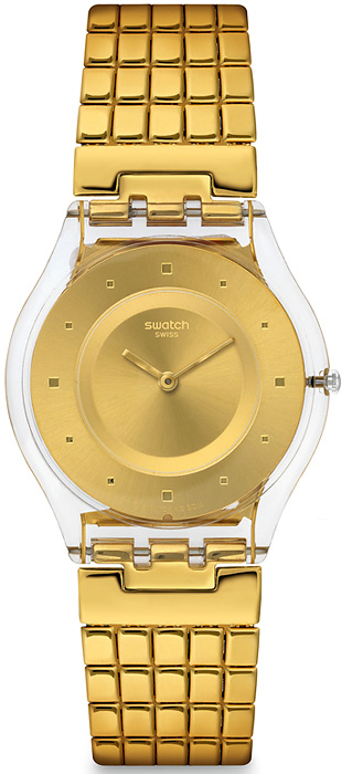 Swatch SFK394GA Skin Golden Lips
