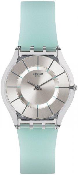 Zegarek damski Swatch skin classic SFK397 - duże 1