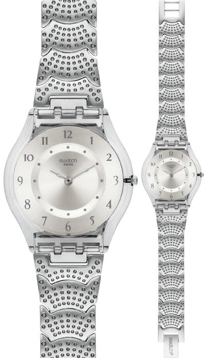 Zegarek Swatch SFM126G - duże 1