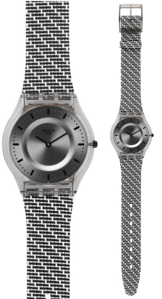 Zegarek Swatch SFM127 - duże 1