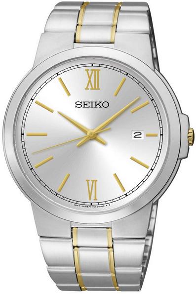 Zegarek Seiko - męski  - duże 3