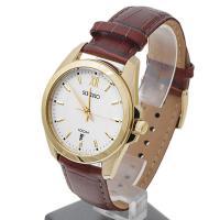 Zegarek męski Seiko classic SGEG64P2 - duże 3