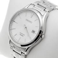 Zegarek męski Seiko classic SGEG93P1 - duże 2