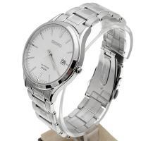 Zegarek męski Seiko classic SGEG93P1 - duże 3