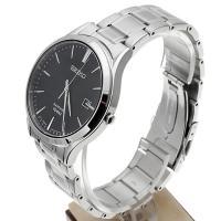 Zegarek męski Seiko classic SGEG95P1 - duże 3