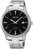 Zegarek męski Seiko classic SGEH41P1 - duże 1