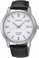 Zegarek męski Seiko classic SGEH43P1 - duże 1
