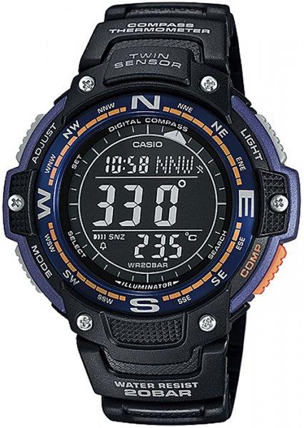 Zegarek Casio SGW-100-2BER - duże 1