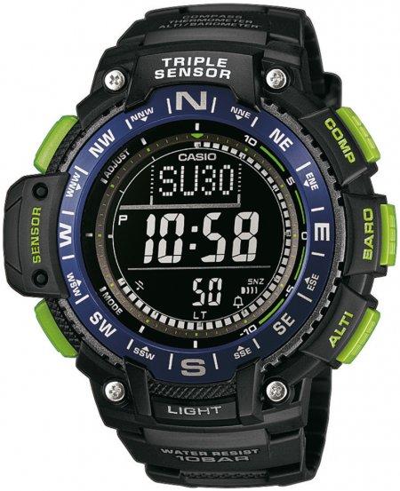 SGW-1000-2BER - zegarek męski - duże 3