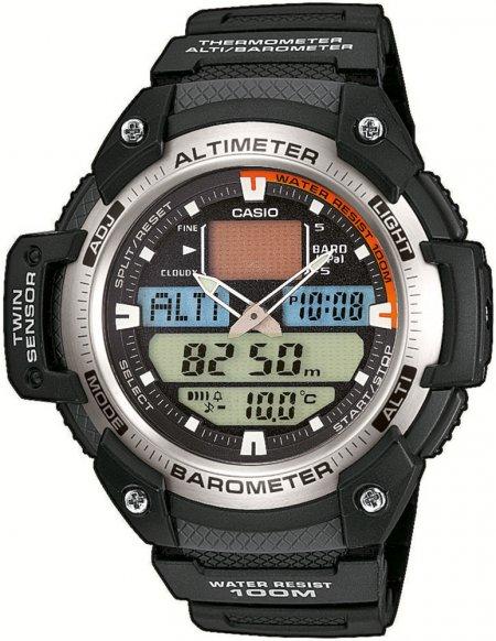 Zegarek Casio SGW-400H-1BVER - duże 1