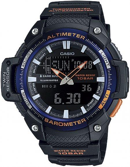 Zegarek Casio SGW-450H-2BER - duże 1