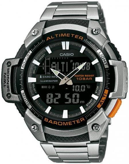 SGW-450HD-1BER - zegarek męski - duże 3