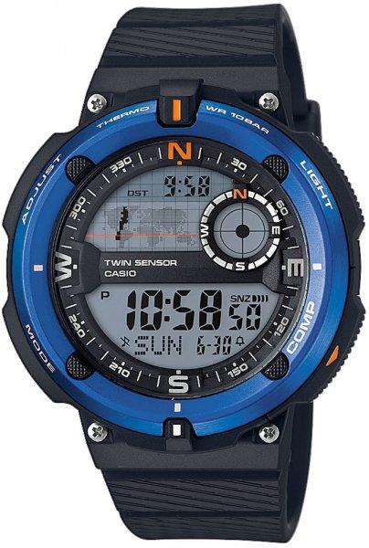 Zegarek Casio ProTrek SGW-600H-2AER - duże 1