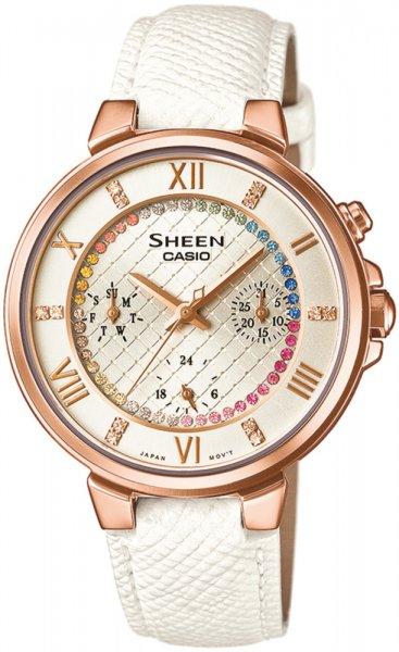 SHE-3041PGL-7AUER - zegarek damski - duże 3