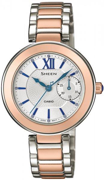 Zegarek Casio SHEEN SHE-3050SG-7AUER - duże 1