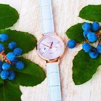 Zegarek damski Casio sheen SHE-3054PGL-2AUER - duże 2