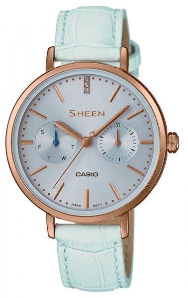 Zegarek Casio SHE-3054PGL-2AUER - duże 1