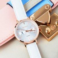 Zegarek damski Casio sheen SHE-3054PGL-7AUER - duże 2