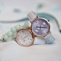 Zegarek damski Casio sheen SHE-3054PGL-7AUER - duże 3