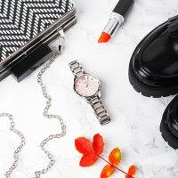 Zegarek damski Casio sheen SHE-3056D-4AUER - duże 3