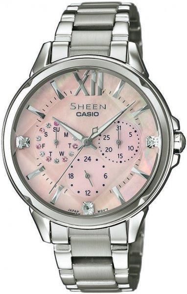 Zegarek Casio SHE-3056D-4AUER - duże 1