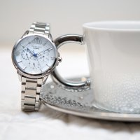 Zegarek damski Casio sheen SHE-3056D-7AUER - duże 3