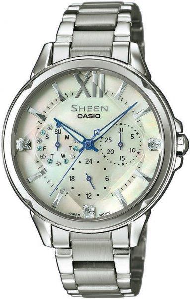 Zegarek Casio SHE-3056D-7AUER - duże 1