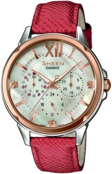 SHE-3056GL-7AUER - zegarek damski - duże 3