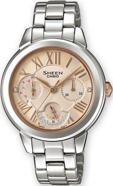 SHE-3059D-9AUER - zegarek damski - duże 3