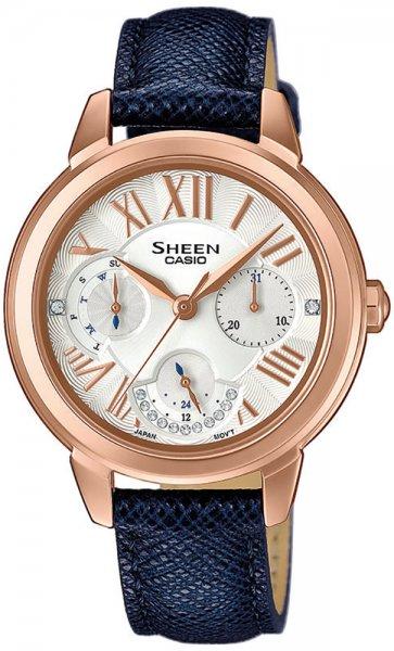 SHE-3059PGL-7BUER - zegarek damski - duże 3